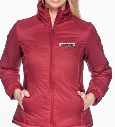 Ladies' Essential Polyfill Jacket by ALNBRANDS $75