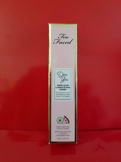 �Ÿ'‹�Ÿ'� TOO FACED Tutti Frutti Dew You Fresh Glow Luminous Face Primer �� Authentic $34.95 �Ÿ'‹�Ÿ'�