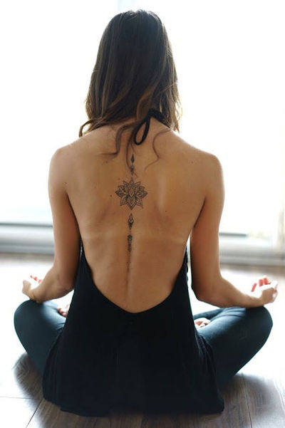 30 Stunning Lotus Flower Tattoos and Meanings