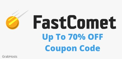 FastComet Coupon Code | Up To 70% OFF