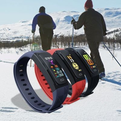 GPS Fitness Tracker Smart Bracelet