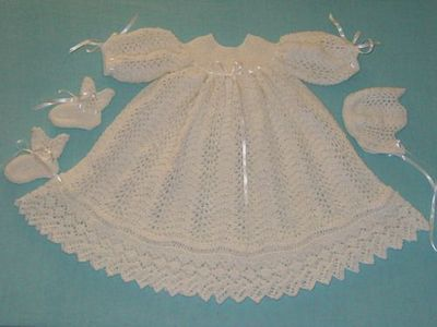 Free Crochet Christening Dress Free Crochet Pattern Chri