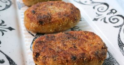 Tuna Croquettes or cutlets are like fancy fish sticks for ...