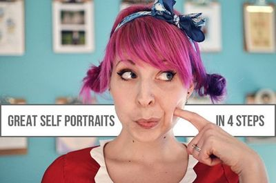 Learn how to take a good selfie with these four tips and tricks. You don't need fancy tools or equipment or any previous photography knowledge!