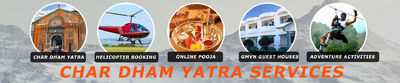 Char Dham Yatra Services
