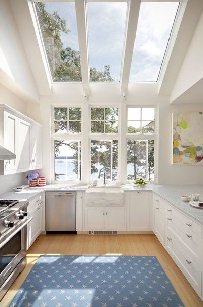 Skylights add natural light, and accentuate your home decor. What are some of the advantages and disadvantages of a skylight?