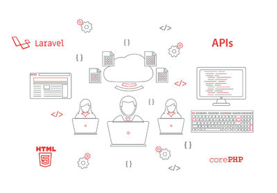 Leverage our fully experienced Laravel developers backed with deep experience in custom Laravel development, API development, and military grade backend development experience. You can hire our Laravel developers for building simple, complex or custom Lar...