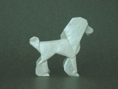 poodles, origami and animals.