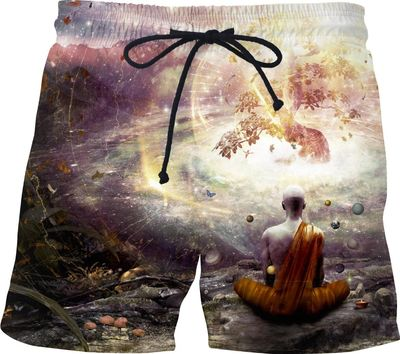 Nature And Time - Swim Shorts $48.00