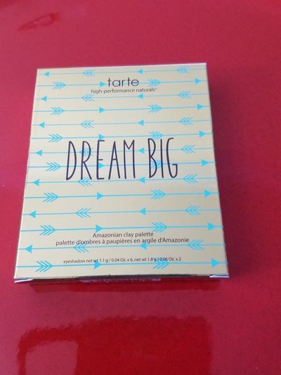 �Ÿ'‹�Ÿ'� TARTE Dream Big Amazonian Clay Eyeshadow Palette �� 100% Authentic - New in Box $27.95 �Ÿ'‹�Ÿ'�