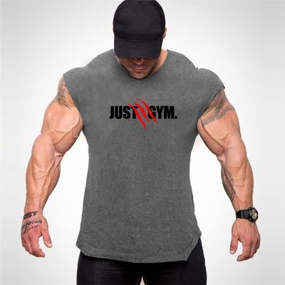 Mens Muscle Tank Bodybuilding Shirt $20.99