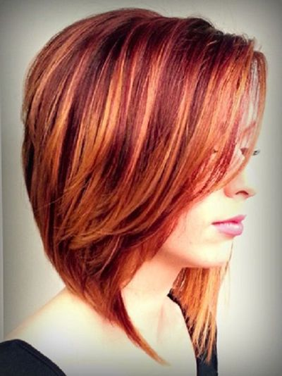 Natural Red Hair With Blonde Highlights Best Natural Red Hai