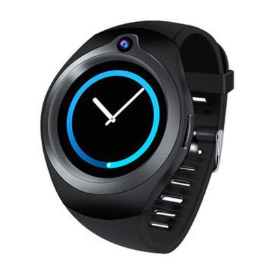 Bakeey S216 1.3inch MTK6580M 1G+16G Android 3G GPS WIFI Heart Rate Monitor Bluetooth Smart Watch
