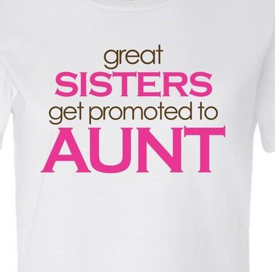 fun gift for an aunt or aunt-to-be!!