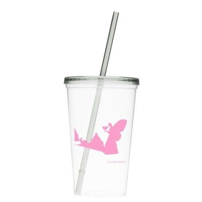 Walk Wit Me 20-Ounce Tumbler With Straw 200pc $500