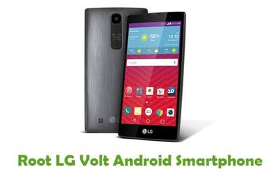 You can be able to root your LG Volt Android Smartphone from this tutorial guide.