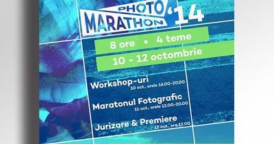 PHOTOMARATHON Visual Identity, Event Stationery,...