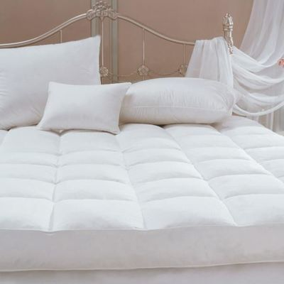 100% Cotton Featherbed Cover by Downright $59.00