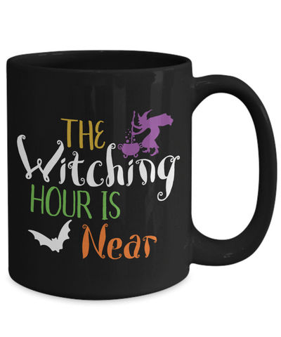 25% off Sale The witching hour is near halloween $18.95