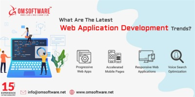 #Webappdevelopment is in high market demand and its #trends change every year to a greater or lesser extent. The companies producing #webapps should keep an eye on the latest market trends to treat their customers with the #latestdesigns and to beat the m...