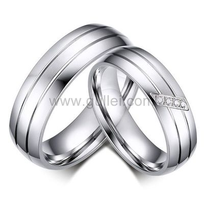 Titanium Couples Engagement Rings with Custom Names https://www.gullei.com/titanium-couples-engagement-rings-with-custom-names.html
