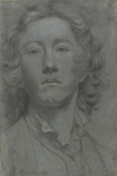 Self-portrait by Sir Joshua Reynolds
