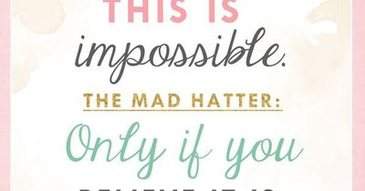 alice in wonderland mad hatter quotes 2010 olympics