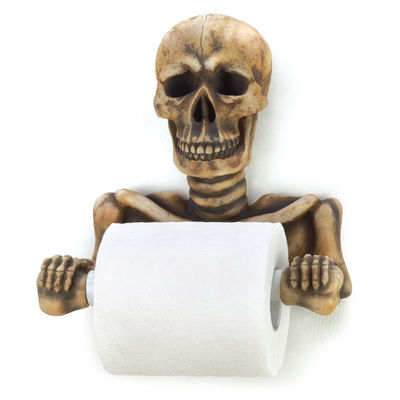 Spooky Toilet Paper Holder $14.95