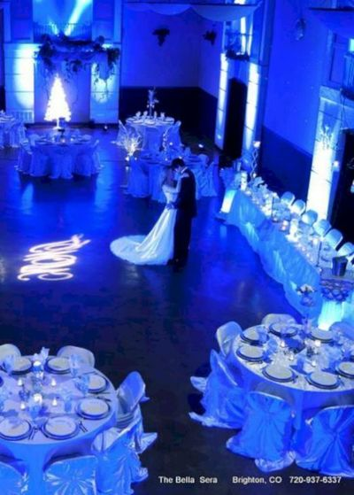 Certainly, if you are able to host your wedding outdoors below the stars, that would be perfect. The ideal wedding doesn't necessarily be the absolute most expe