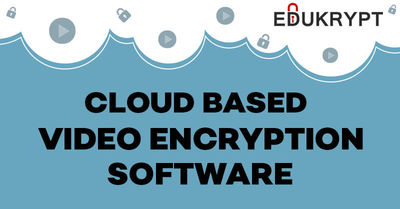 Edukrypt offers Cloud based video encryption software for your live, archived and saved video files. This Cloud based Video Encryption software is most suitable tools to protect your video files by the unauthorized copy and uses. It uses AES 256 Bit techn...