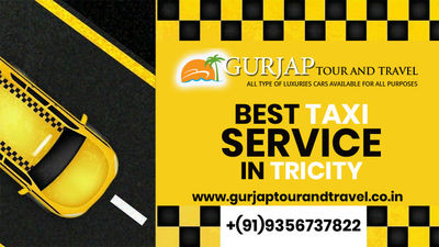 Browse our inventory of hundreds of best car rentals, Taxi services in Tricity. Get the best rental car deals with great price guarantee and on your next trip rent a car with Gurjap Tour and Travel. Book our services now: 9815185257 or visit: http://www.g...