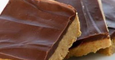 Peanut Butter Bars - Tastes Just Like A Reeses Peanut Butter Cup