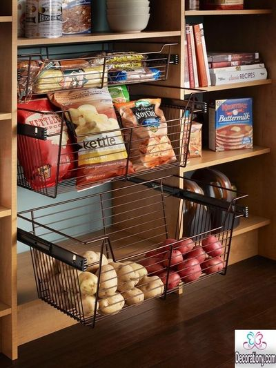 the best kitchen cabinets and kitchen pantry design ideas