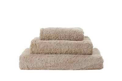 Super Pile Macaron Towels by Abyss and Habidecor $20.00