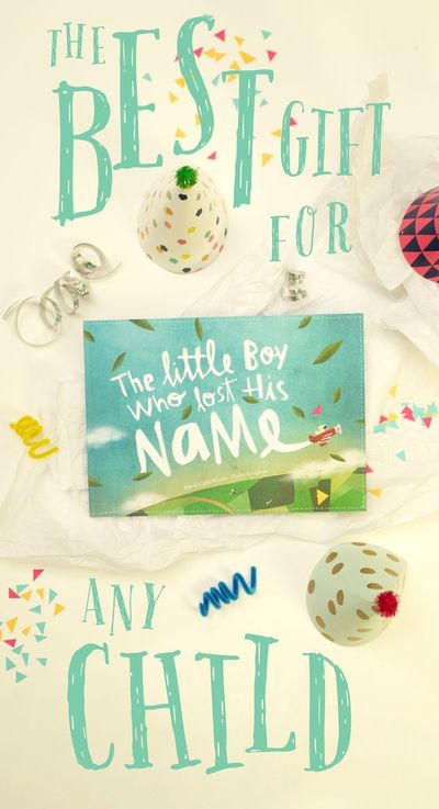 Hey there, we're Lost My Name, and we make some awesome children's books. Ah yes, that's a pretty big statement. But you see, our book is based on the letters of a child's name, and that makes them feel extra special...which makes ...