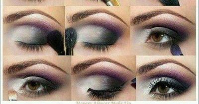 Mary kay eye makeup tutorial