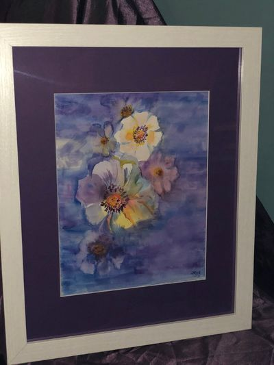 Floral Painting $55.00