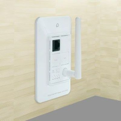 In-Wall Wi-Fi Router
