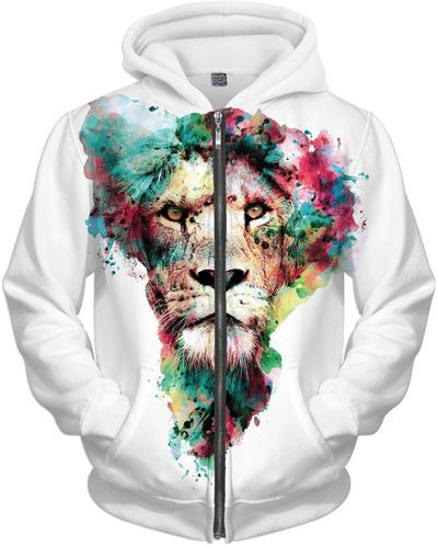 Lion -The King Hoodie $89.00