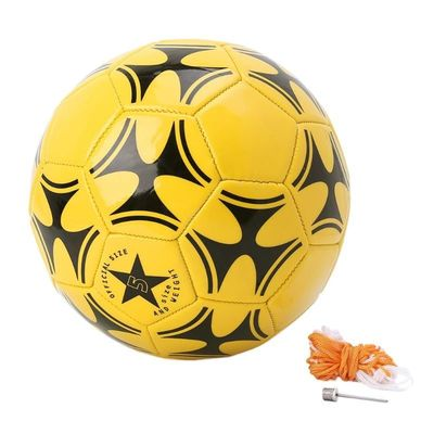 Training Equipment Football Size 5 Game Match PVC Sewing Soccer Ball for World Cup #35/6W $24.99