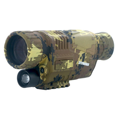ZIYOUHU 5x40 HD Infrared Digital Night Vision Monocular Night Scope Camera for Hunting Camouflage Telescope