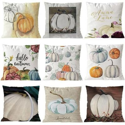 Halloween Pillow Cover $17.95