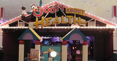 Goofy about Health. #Epcot #WDW