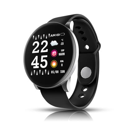 XANES® W8 1.3'' Color Touch Screen IP67 Waterproof Smart Watch Blood Pressure Oxygen Monitor Pedometer Fitness Sports Bracelet