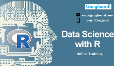 Data Science with R certification online training offers to you yo earn the expertise knowledge in machine learning algorithms such as K-means clustering, Naïve Bayes, Decision trees, etc using Data Science with R courses which include the conceptual und...