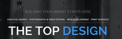 No Compromise, No Nonsense Professional Web Design Services for your Business.Our Team of Design Experts will Help you in Building a Best Quality Website for your Business in No Time.We are Located in Rhode Island,Do Visit our Website at http://thetopdesi...