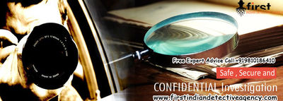 Our agency holds expertise in Personal investigation, pre-marital investigation, post marital investigation, loyalty test investigation, corporate investigation etc. All the cases are undertaken by professional and trained detectives who have immense indu...