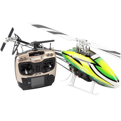 JCZK 450L DFC 6CH 3D Flying Flybarless GPS One-Key Return Smart RC Helicopter RTF With 380 Intelligent Fly System