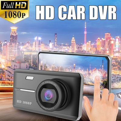 HK108 Touch 4.5inch 1080P Dual Lens Car DVR with Rear Camera