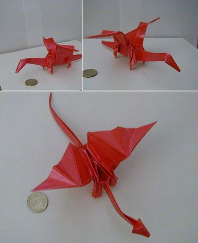 paper craft step by step instructions